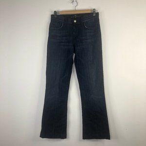 7 For All Man Kind Ginger Jeans Size 26